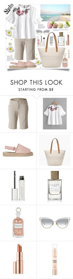 """""""Shein."""" by natalyapril1976 on Polyvore featuring Mode, Royal Robbins, 8, Chico's, Givenchy, Mullein & Sparrow, Estée Lauder, Maybelline und Blossom"""