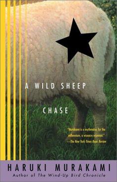 A wild sheep chase by Murakami