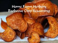 Barbecue Chip Seasoning, Order now, F..., Food items in Hart County