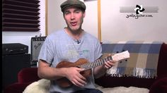 Yep, I'm going to do some Ukulele lessons! In this little video I show you how to tune your uke, hold it, play four easy chords, strum it and and teach you a...