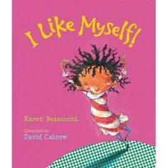 I like myself book plus an All about me week lesson plan