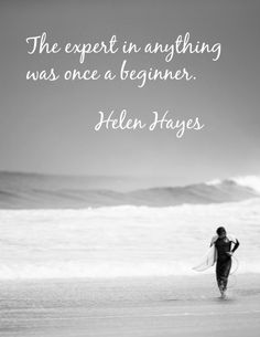 This is an inspirational poster featuring a quote by Helen Hayes. It can be used to decorate a classroom, motivate students, or simply to share with and encourage fellow educators!