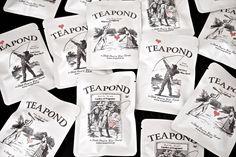 お洒落な紅茶 ティーポンド