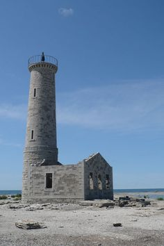 Mohawk Island Lighthouse, Lake Erie