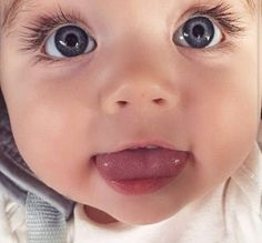 baby, cute, and eyes afbeelding I Want A Baby, Cute Little Baby, Baby Kind, Cute Baby Girl, Little Babies, Cute Babies, Beautiful Children, Beautiful Babies, Baby Eyes