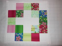 "Layered, Quilted and Bound  The wall-hanging measures 22-1/2"" square   Although I was not aware of it at the time I wrote this post, a  ..."