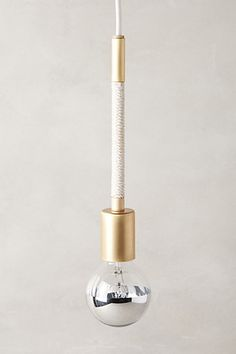 $179.95 Stem Light Pendant Lamp - anthropologie.com