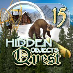 Free App of the Day: Hidden Objects Quest 15: WINTERLAND. Visit http://dealtodeals.com/free-app-day-hidden-objects-quest-winterland/d20357/android-appstore/c164/