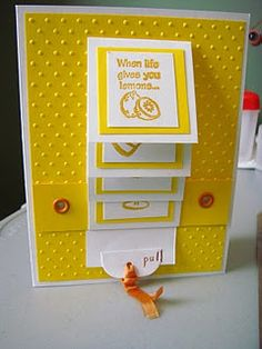 waterfall or flip interactive cards rock! Repeat Impressions has everything you need... kits, stamps and directions