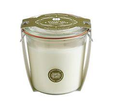 Hillhouse Naturals Farm Evergreen and Cedar Wood Candle in Weck Jar, 13 oz
