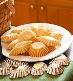 Sandbakkels – Norwegian Christmas Cookies