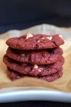 I have been craving cookie dough for the past two weeks and finally decided to give in to the temptation. While perusing the internet, I stumbled upon these beauties. I ate an obscene amount of thi…