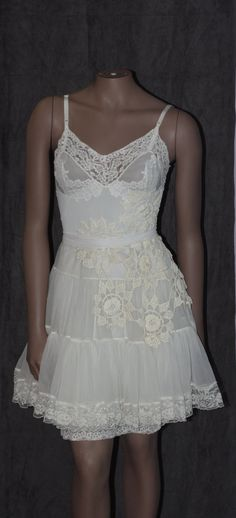 The Tattered Ballerina Dress Ready to ship by MacolieMonster, $250.00