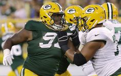 Time is Now for Kenny Clark -- It would be great for the Green Bay Packers if Kenny Clark started to show something. If he doesn't the Packers may have to open up the defensive playbook.