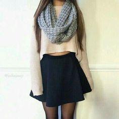 Falda circular