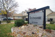 These town homes are just right for you! Check out Devonshire Court Apartments in North Logan, UT.
