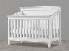 Black & White Convertible Crib