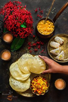 Bangladeshi Food, Bengali Food, Indian Food Recipes, Vegetarian Recipes, Cooking Recipes, Ethnic Recipes, Comida India, Chen, Food Flatlay