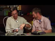 The Weekly Fly: Marc Petitjean - 4:36  Marc Petitjean demonstrates to Doug McKnight how to use his Magic Tool to dub with CDC.