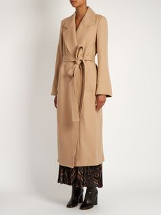 Christopher wool-twill coat  | A.L.C. | MATCHESFASHION.COM