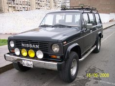 mq Nissan 4x4, Nissan Patrol, Golden Age, Offroad, Portal, Jeep, Legends, Motorcycles, Trucks