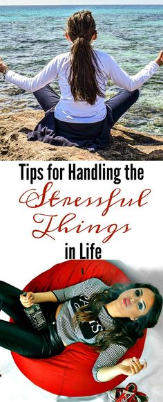 Tips for Handling the Stressful Things in Life  #stress #lifestyle #reducestress Weight Loss For Women, Weight Loss Tips, Relaxation Meditation, Healthy Lifestyle Changes, Healthy Aging, Stress And Anxiety, Anxiety Relief, Spiritual Health, Living A Healthy Life