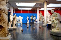"Oliver Laric ""Kopienkritik (Skulpturhalle Basel)"""