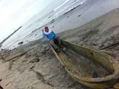 Playa bote