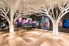 Andrei Duman Gallery by Relativity Architects, Woodland Hills – California » Retail Design Blog