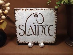 Slainte by Artsco on Etsy