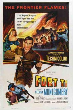Fort Ti (1953) Dual