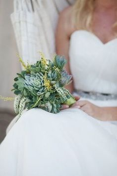 Stunning Succulents > Cloud 9 Weddings & Events