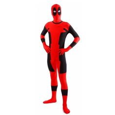 Full body Deadpool Costume
