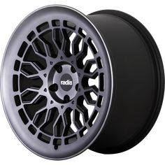 from VIP Motorsport - Official Stockist of all Wheels in the UK. The also known as the is a unique mesh design wheel with the added benefit of looking amazing. Passat B7, Porsche, Jdm Wheels, Motorcycle Wheels, Bmw X6, Black Wheels, Custom Wheels, Transportation Design, Innovation Design