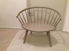 Deze stoel is toch geweldig!