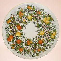 Tavoli in ceramica da giardino | Ceramiche Leoncini