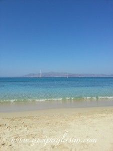 Agia Anna beach Naxos Greece, Studios, Island, Beach, Places, Water, Anna, Outdoor, Greece Country