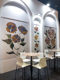 Margraf Spa | Batimat 2019 | Parc des expositions - Paris Nord Villepinte New Opportunities, Exhibitions, Spa, Dining Table, Paris, Architecture, Furniture, Design, Home Decor