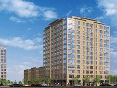 The Berkshire -   1401 Hudson Street Hoboken, NJ 07030