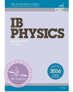 Physics SL 3rd Ed