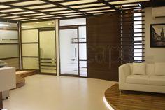Office Lobby Interior Design