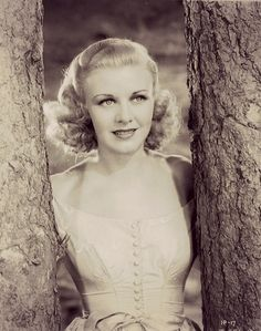 Ginger Rogers in Vivacious Lady, co- starring Jimmy Stewart is by far one of my favorite movies with two of my favorite actors