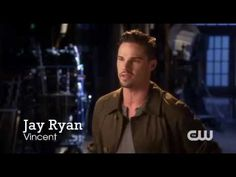[Beauty and the Beast] Jay Ryan Interview. CW