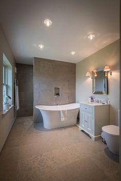 mckenna + associates - Modern Farmhouse Design - Full service Architectural Firm based in Trim Meath. Architect House, Architect Design, House Designs Ireland, 2 Storey House Design, Master Bathroom Shower, Modern Farmhouse Design, Next At Home, Architectural Firm, Architecture