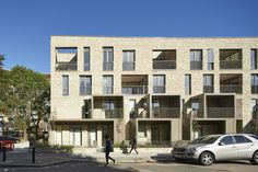 Gallery of Ely Court / Alison Brooks Architects - 1