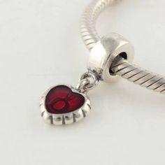 Pandora Jewelry Sale, Pandora Beads, Pandora Bracelets, Pandora Charms, Silver Charms, Silver Beads, Pandora Heart Charm, Pandora Collection