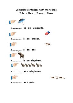 Demonstratives interactive and downloadable worksheet. You can do the exercises online or download the worksheet as pdf. Pronoun Worksheets, Complete Sentences, School Subjects, Second Language, Google Classroom, Your Teacher, English Lessons, Exercises, Turkey