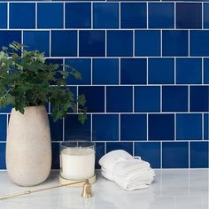 The unique color look of these Subway tiles is matched by an extreme level of durability which makes them suitable for your bathroom areas.