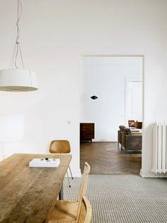 L'ESPRIT NOUVEAU: Hamburg Apartment