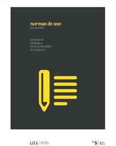 Normas de uso Biblioteca ULL. Noticias y punto. 11/01/2017